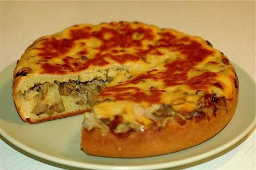 Пирог в картошкой в мультиварке рецепты с пошагово