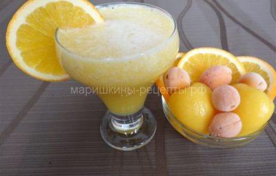 Смузи для похудения фруктовый