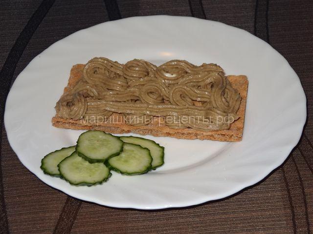 паштет из утиной печени для бутербродов