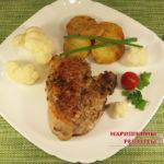 Вкусная корейка свиная на кости, рецепт приготовления на сковороде