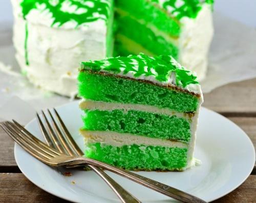 оригинальное пирожное