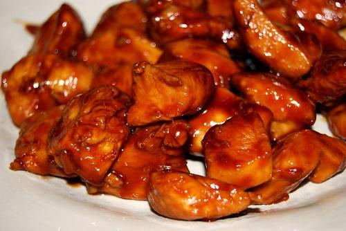 рецепт жареной куриной грудки на сковороде с фото