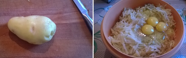овощные оладьи из кабачков