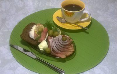 Кета малосольная в домашних условиях к утреннему кофе