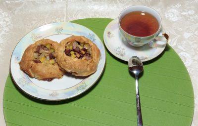 Татарские пирожки с говядиной и картошкой в духовке