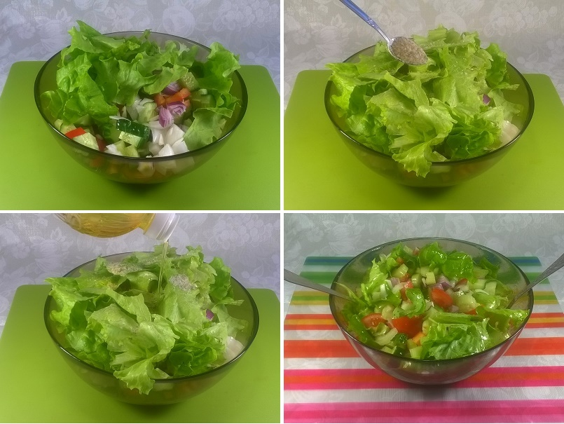 Сельдерей рецепты салатов с простые и вкусные