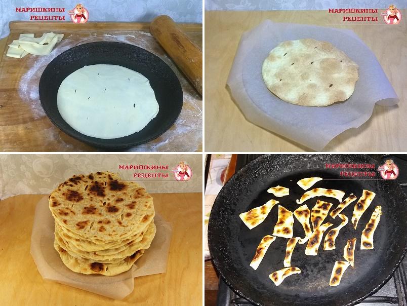 Рецепт большого наполеона пошагово