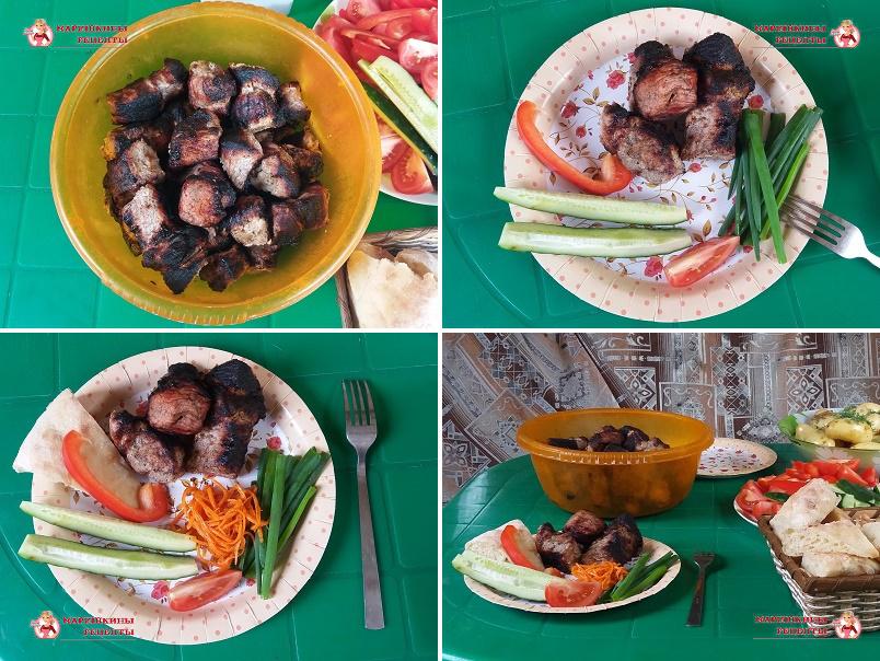 Рецепты маринование свинины в минералке