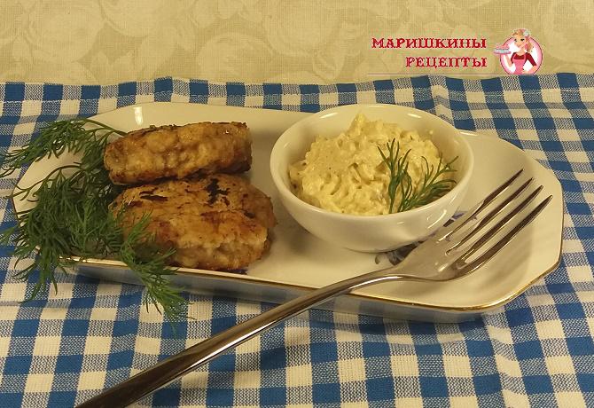 Рецепт очень вкусного и нежного сметанного соуса для котлет