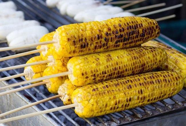 Кукуруза на гриле по-мексикански